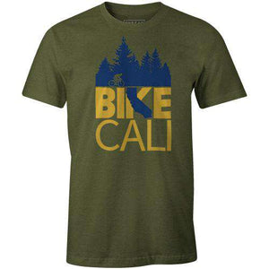 Bike CaliTHREAD+SPOKE - THREAD+SPOKE | MTB APPAREL | ROAD BIKING T-SHIRTS | BICYCLE T SHIRTS |