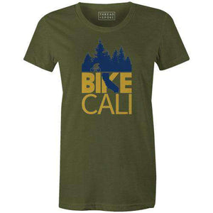 Bike Cali Women'sTHREAD+SPOKE - THREAD+SPOKE | MTB APPAREL | ROAD BIKING T-SHIRTS | BICYCLE T SHIRTS |