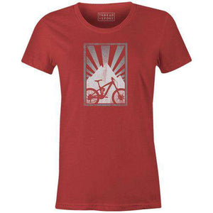 Enduro Climber Women'sThread+Spoke - THREAD+SPOKE | MTB APPAREL | ROAD BIKING T-SHIRTS | BICYCLE T SHIRTS |