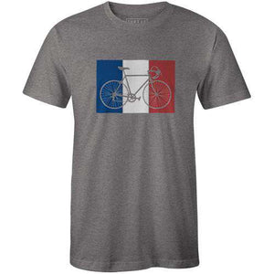 Tour FlagThread+Spoke - THREAD+SPOKE | MTB APPAREL | ROAD BIKING T-SHIRTS | BICYCLE T SHIRTS |