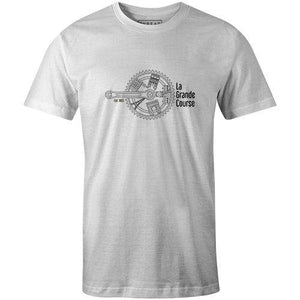 Parisian CrankReigedesign - THREAD+SPOKE | MTB APPAREL | ROAD BIKING T-SHIRTS | BICYCLE T SHIRTS |