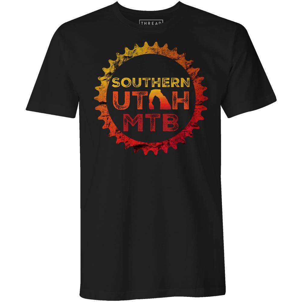 Men's T-shirt - Souther Utah MTB