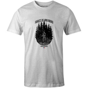 Forest of ArenbergThread+Spoke - THREAD+SPOKE | MTB APPAREL | ROAD BIKING T-SHIRTS | BICYCLE T SHIRTS |