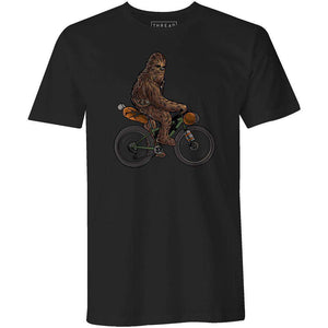 Men's T-shirt - Chewy Bikepack