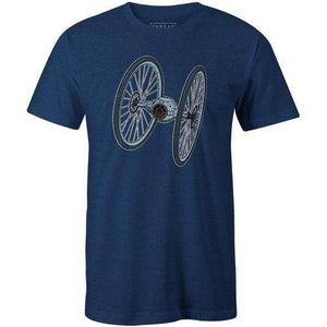 Tire FighterThread+Spoke - THREAD+SPOKE | MTB APPAREL | ROAD BIKING T-SHIRTS | BICYCLE T SHIRTS |