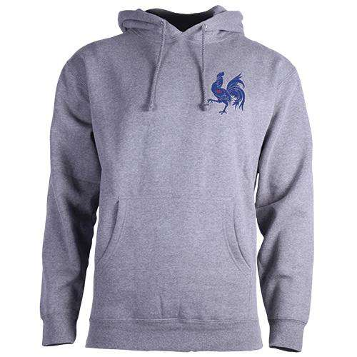 French Race HoodieThread+Spoke - THREAD+SPOKE | MTB APPAREL | ROAD BIKING T-SHIRTS | BICYCLE T SHIRTS |