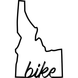 Bike IdahoThread+Spoke - THREAD+SPOKE | MTB APPAREL | ROAD BIKING T-SHIRTS | BICYCLE T SHIRTS |