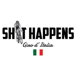 Shit Happens Women'sThread+Spoke - THREAD+SPOKE | MTB APPAREL | ROAD BIKING T-SHIRTS | BICYCLE T SHIRTS |