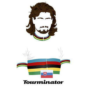 Limited Edition TourminatorBICI - THREAD+SPOKE | MTB APPAREL | ROAD BIKING T-SHIRTS | BICYCLE T SHIRTS |