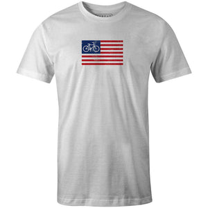 I Pledge AllegianceThread+Spoke - THREAD+SPOKE | MTB APPAREL | ROAD BIKING T-SHIRTS | BICYCLE T SHIRTS |
