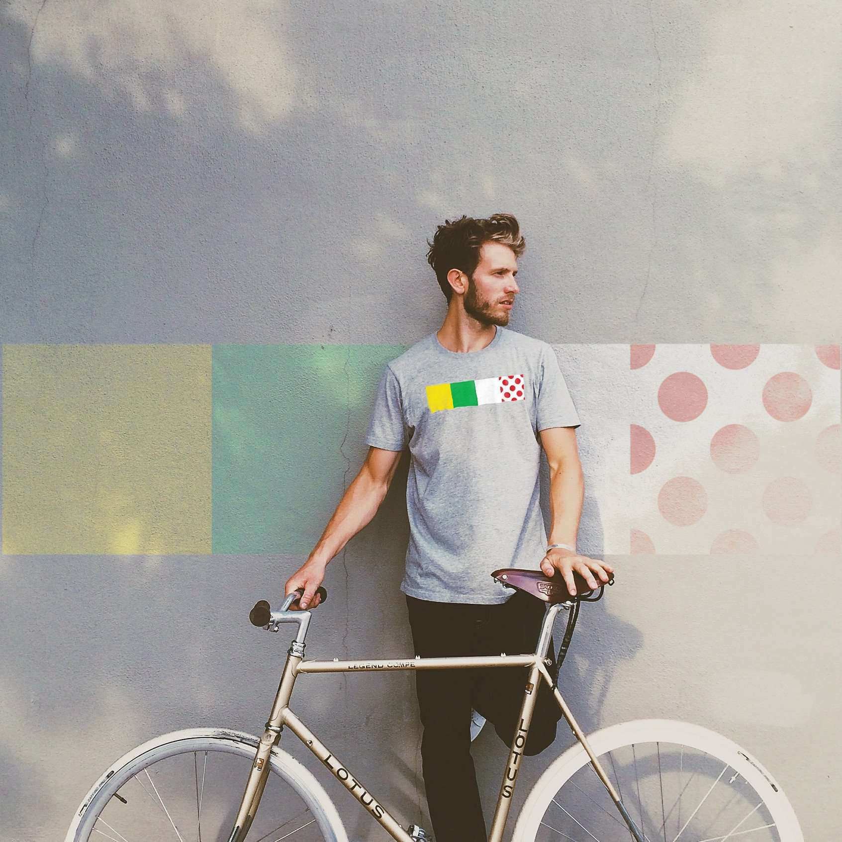 Le JerseyThread+Spoke - THREAD+SPOKE | MTB APPAREL | ROAD BIKING T-SHIRTS | BICYCLE T SHIRTS |