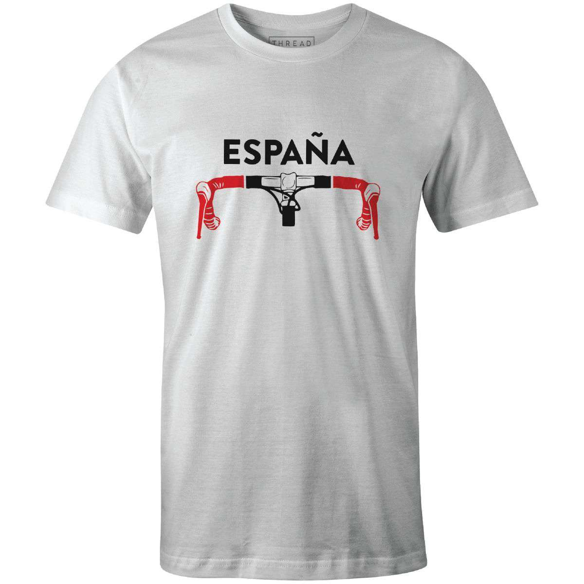 EspañaThread+Spoke - THREAD+SPOKE | MTB APPAREL | ROAD BIKING T-SHIRTS | BICYCLE T SHIRTS |