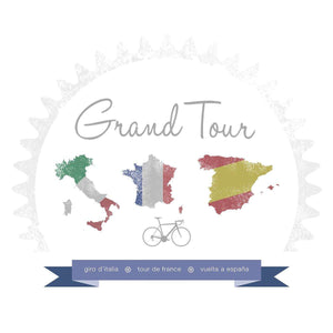Grand TourZac Payne - THREAD+SPOKE | MTB APPAREL | ROAD BIKING T-SHIRTS | BICYCLE T SHIRTS |
