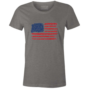 Bikes of America Women'sJordon Mazziotti - THREAD+SPOKE | MTB APPAREL | ROAD BIKING T-SHIRTS | BICYCLE T SHIRTS |