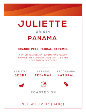 Juliette Ninety Plus Panama