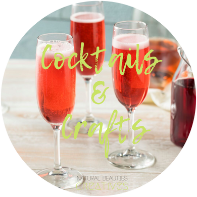July Cocktails & Crafts Hour