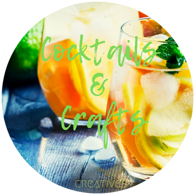 October Cocktails & Crafts Hour