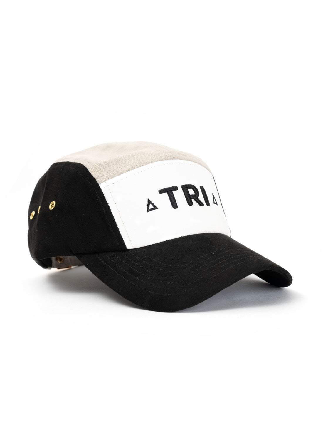 TRI 5 Panel BLK/GREY SUEDE