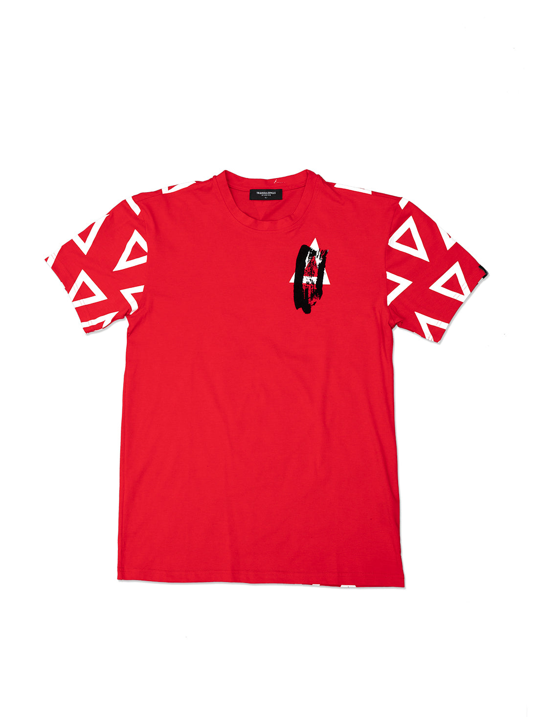 RED MULTI TRIANGULO TShirt