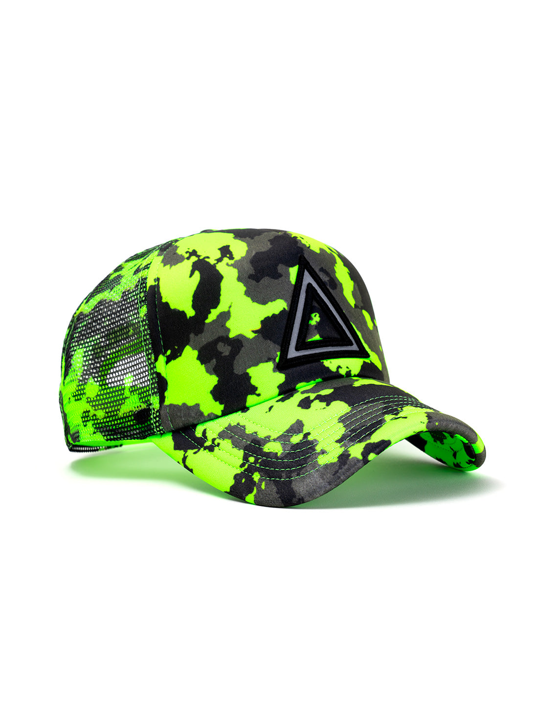 Neon Trucker Triangulo