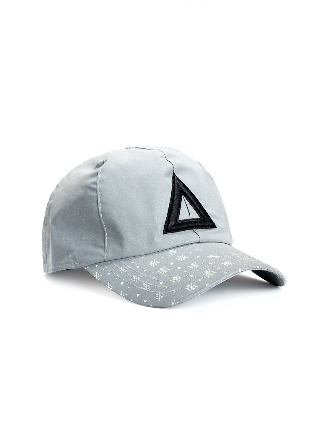 REFLECTIVE unstructured Dad Hat - Triangulo Swag