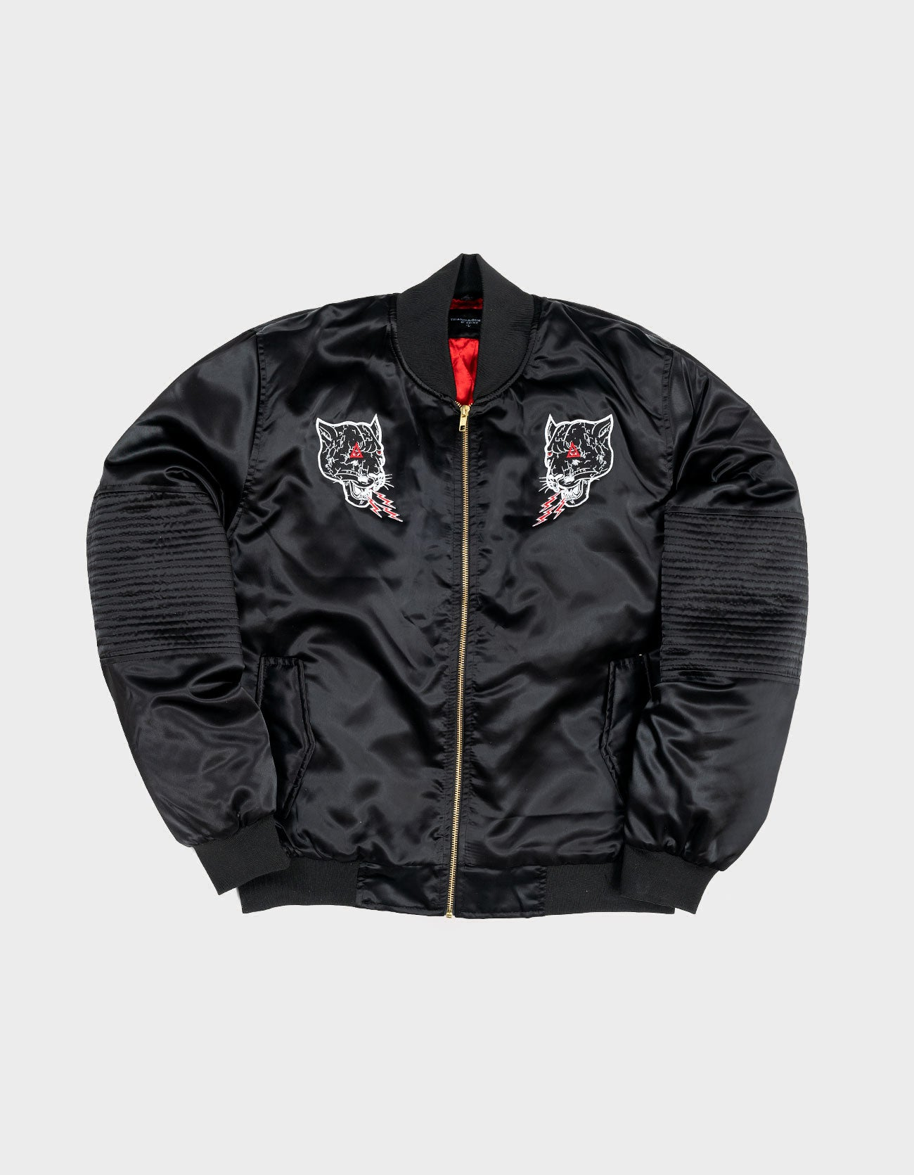 PANTHER BLACK LIMITED EDITION JACKET - Triangulo Swag