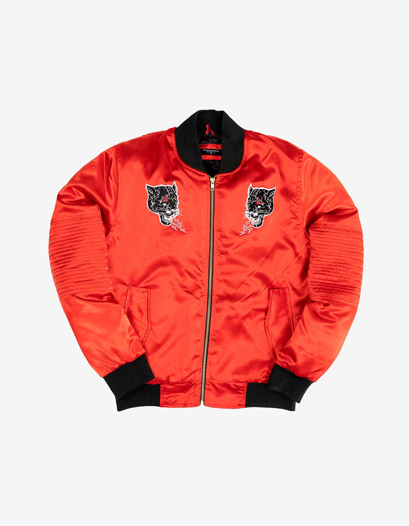 PANTHER RED LIMITED EDITION JACKET - Triangulo Swag