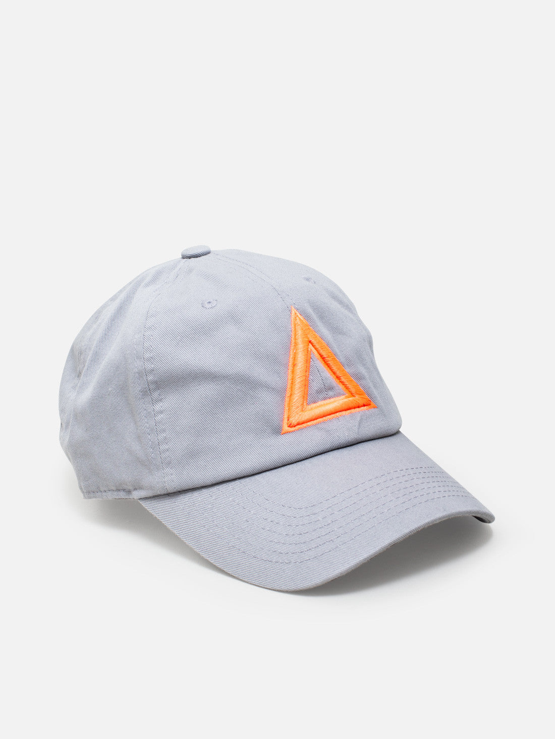 Dad hat grey - orange tri