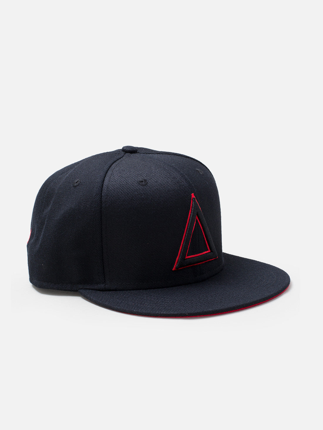 Red Bottom Snapback