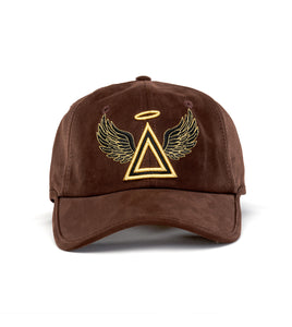 Brown Angel TRI Hat