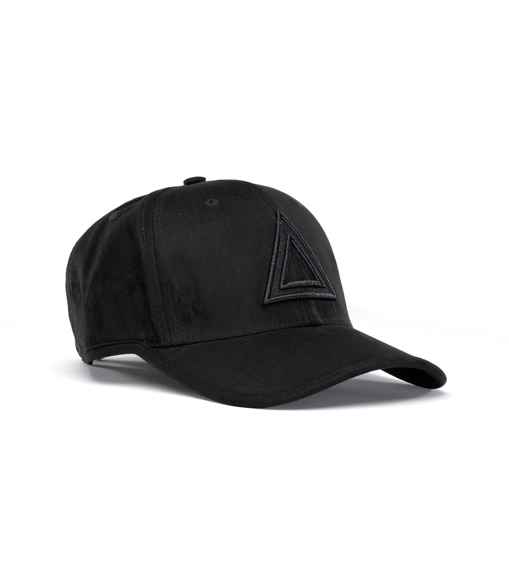 ALL BLACK Tri Hat