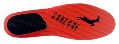 ShoeCue Textured Insole