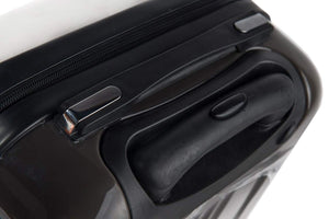 The Personalised Handwritten Suitcase - Black Edition