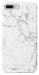 The Cracked White Marble Case