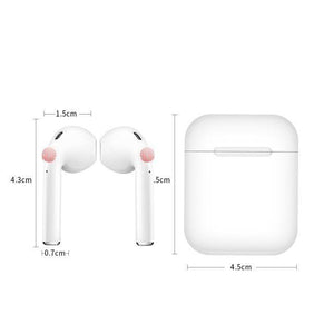 Pink Tattoo - Personalised Wireless Earphones / Pods