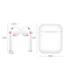 Dusky Pink Shadow - Personalised Wireless Earphones / Pods