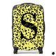 The Personalised Leopard Print Suitcase