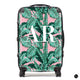 The Personalised Palms Suitcase - Retro Edition