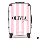The Personalised Signature Suitcase - Pink Edition
