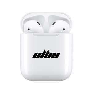 Black Vibe - Personalised Wireless Earphones / Pods