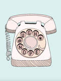 Barlena Tote Bag Phone Call