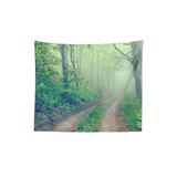 Olivia St. Claire Tapestry Woodland Fog