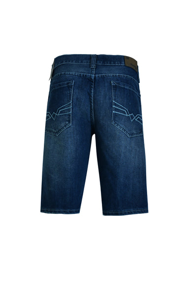 Flypaper Mens Jeans Denim Shorts Medium Blue