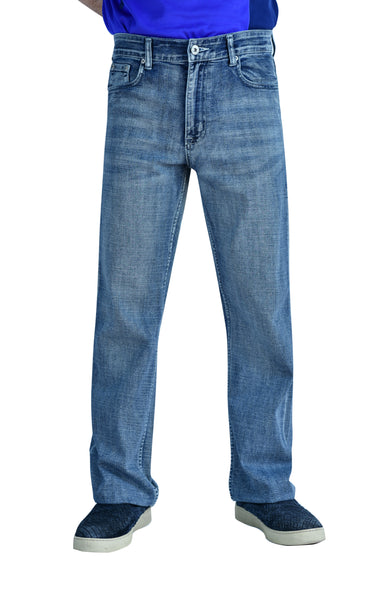 Flypaper Boy's Bootcut Fashion Jeans Regular Fit Silver Haze