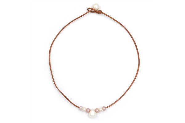 Lilly Freshwater Pearl Necklace