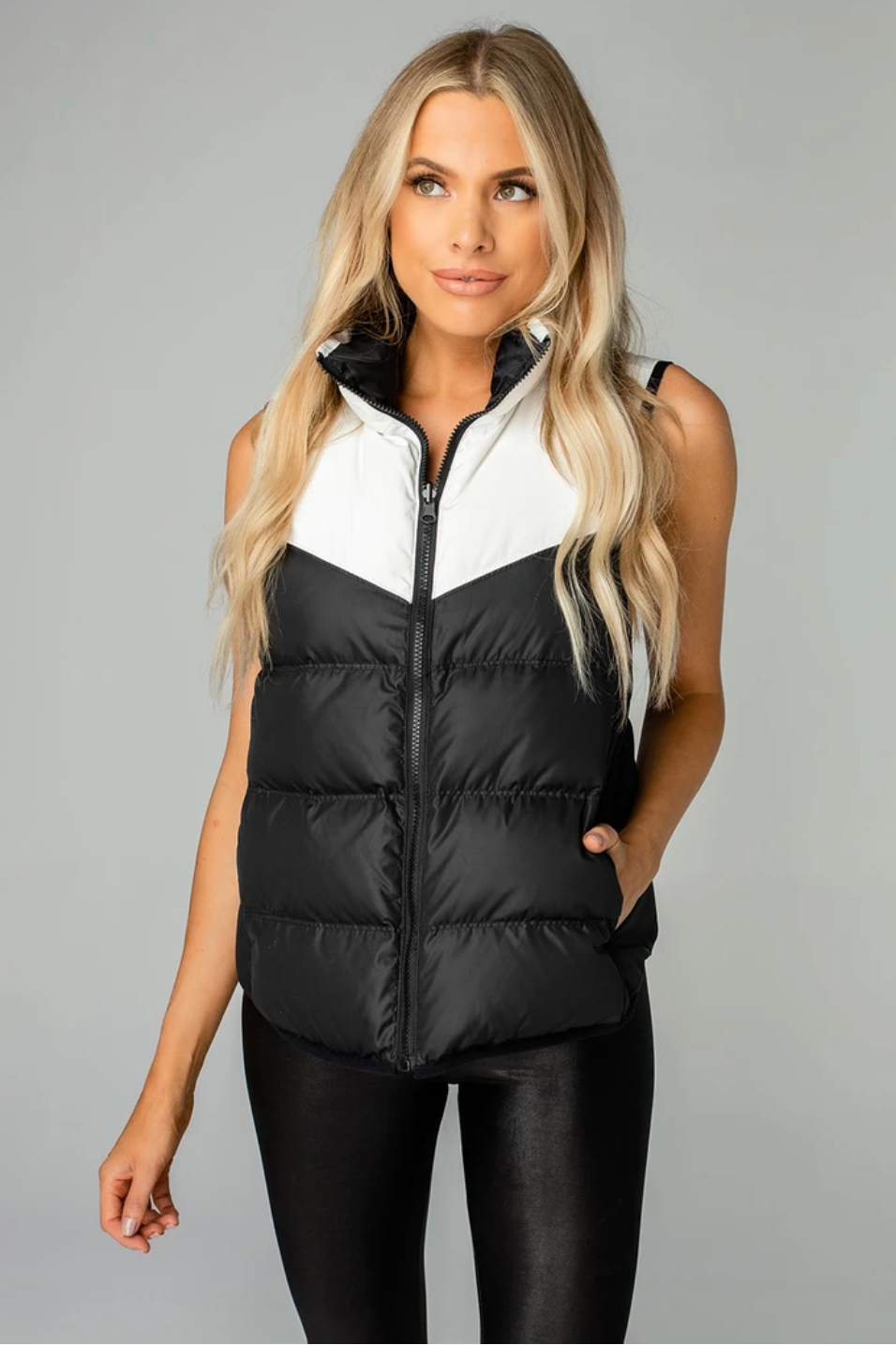Kelli's Fav Puffy Vest