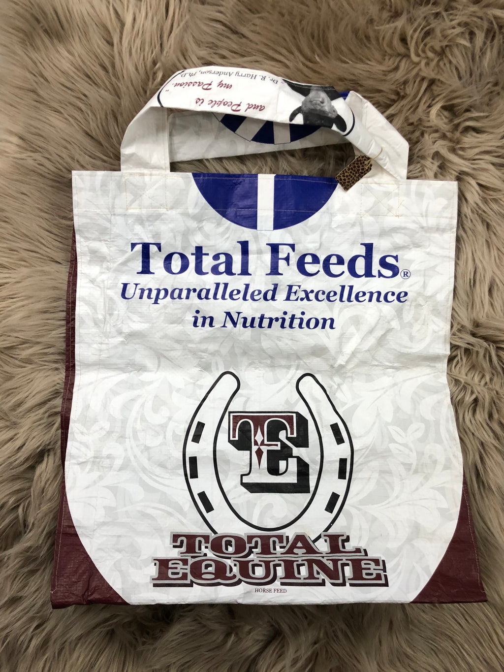 Feed Bag Tote