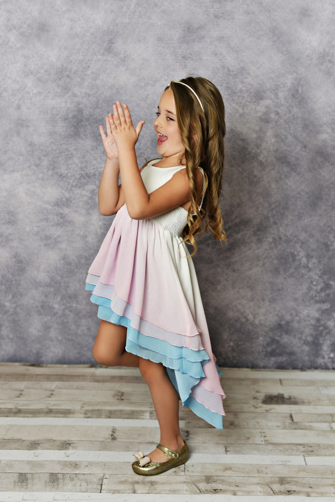 easter girls dress