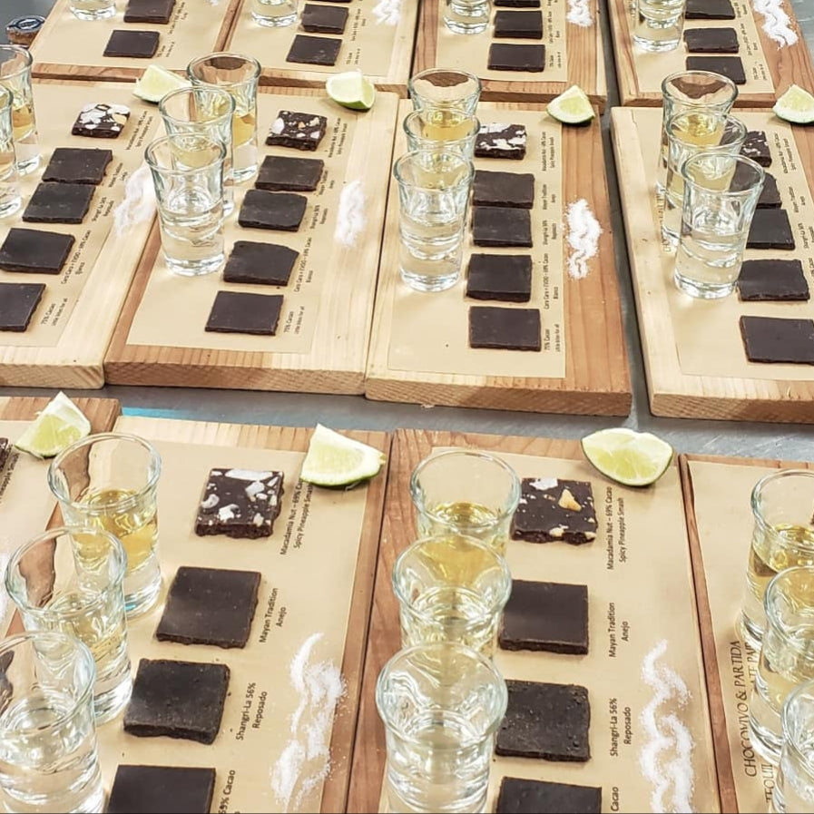 2nd Tequila + Chocolate Pairing