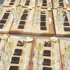 2nd Tequila + Chocolate Pairing - SOLD OUT